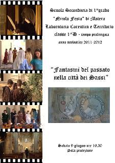 Fantasmi del passato nella città dei Sassi - 9 giugno 2012 - Matera