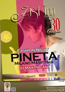 Fashion Night Pineta Milano Marittima - 30 giugno 2012 - Matera