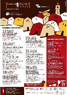 Festival Duni 2012  - Matera