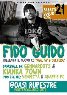 """Fido Guido - """"Realtà e Cultura"""" - 21 luglio 2012 - Matera"""