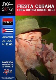 Fiesta Cubana - 26 luglio 2012 - Matera