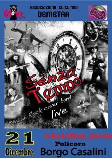 FINE DEL MONDO - LIVE SHOW - 21 dicembre 2012 - Matera