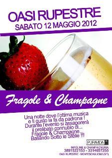FRAGOLE E CHAMPAGNE - 12 maggio 2012 - Matera