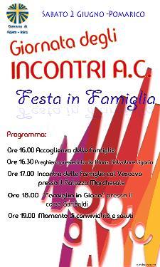 Giornata degli Incontri Azione Cattolica - 2 giugno 2012 - Matera