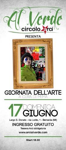 Giornata dell'Arte - 17 giugno 2012 - Matera