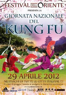 Giornata nazionale del Kung-Fu - 29 aprile 2012 - Matera