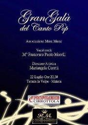 Gran Galà del Canto Pop - 22 luglio 2012 - Matera