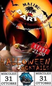 HALLOWEEN COCKTAILS - 31 ottobre 2012 - Matera