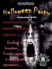 HALLOWEEN NIGHT - 31 ottobre 2012 - Matera