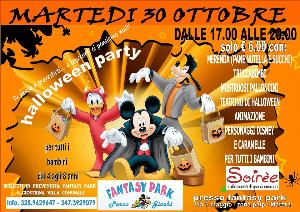 Halloween Party - 30 ottobre 2012 - Matera