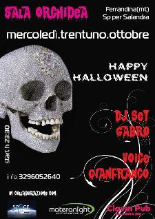 Happy Halloween - 31 ottobre 2012 - Matera