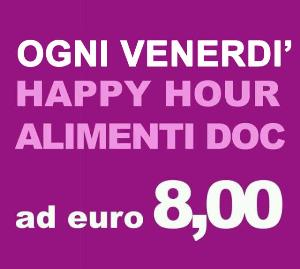 Happy Hour - Alimenti Doc - Matera