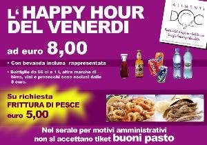 Happy Hour - Alimenti Doc - Matera
