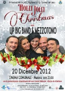 HOLLY JOLLY CHRISTMAS! - 20 dicembre 2012 - Matera