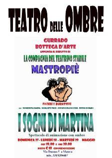 I SOGNI DI MARTINA  - Matera