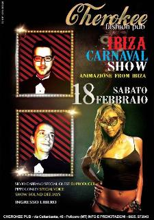 IBIZA CARNAVAL SHOW  - Matera