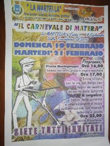 Il Carnevale di Matera 2012  - Matera