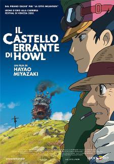 Il castello errante di Howl  - Matera