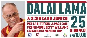 Il Dalai Lama in Basilicata  - Matera