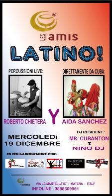 Il Mercoledì Latino  - Matera