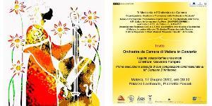 Il Musicista e l'Orchestra da camera. Organizzazione, gestione e promozione della professione musicale - 17 giugno 2012 - Matera