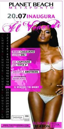 Il Venerdì - 20 luglio 2012 - Matera