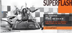 In Giro con Superflash a Matera  - Matera