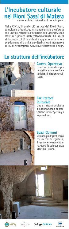 Inaugurazione sede Incubatore d'Impresa di Sviluppo Basilicata - Matera
