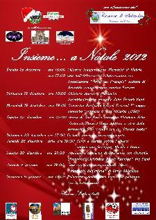 Insieme... a Natale 2012  - Matera