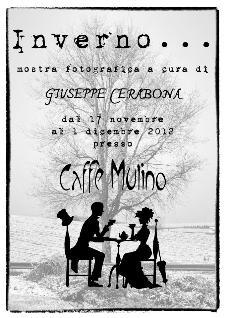 Inverno - mostra fotografica di Giuseppe Cerabona - Matera