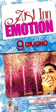 JUST INN EMOTION - 9 giugno 2012 - Matera