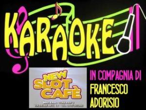 karaoke al New Slot Cafè - Matera