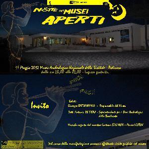 La notte dei Musei - 19 maggio 2012 - Matera