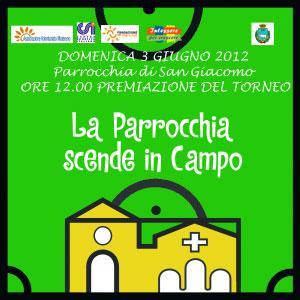 La Parrocchia scende in campo - 3 giugno 2012 - Matera