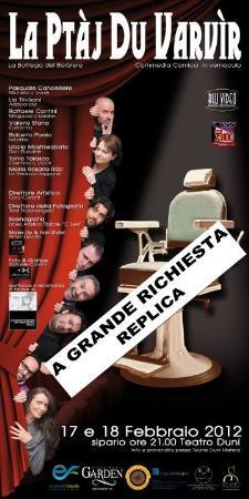 LA PTAJ DU VARVIR - 17 e 18 febbraio 2012 - Matera