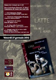 Lana Carne Latte  - Matera