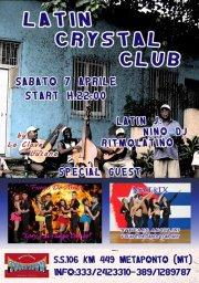 LATIN CRYSTAL CLUB - Matera