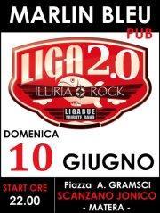 LIGA 2.0 LIGABUE TRIBUT BAND  - Matera