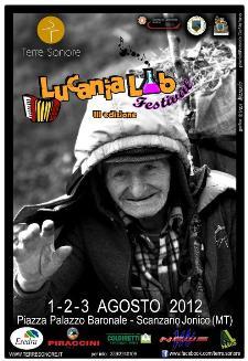 Lucania Lab Festival 2012  - Matera