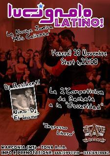 Lucignolo Latino - 23 novembre 2012 - Matera