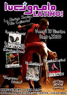 Lucignolo Latino - 28 dicembre 2012 - Matera
