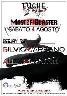 MASTER BLASTER - 4 agosto 2012 - Matera
