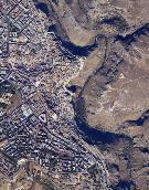 Matera - vista aerea - Matera