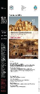 Materan Contradictions. Architecture, Preservation and Politics - 19 novembre 2012 - Matera