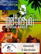 MELTING POT reggae band  - Matera