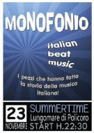 Monofonio in concerto - 23 novembre 2012 - Matera