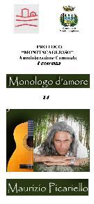 MONOLOGO SULL'AMORE - 21 dicembre 2012 - Matera