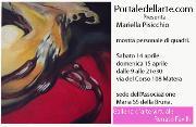 Mostra di Mariella Pisicchio - 14 e 15 aprile 2012 - Matera