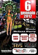 Music Befana Party al Macao Cafè - 6 gennaio 2012 - Matera