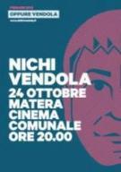 Nichi Vendola a Matera - 24 ottobre 2012 - Matera